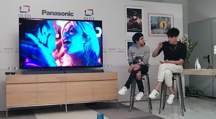 Imagen - Panasonic EZ1000, el televisor OLED de 77 pulgadas llega a España