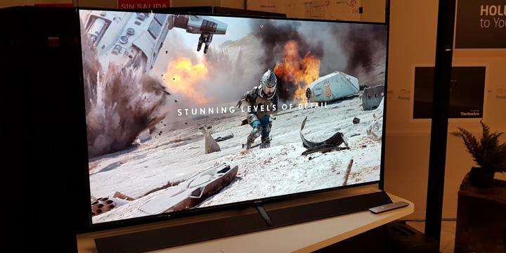 Panasonic EZ1000, el televisor OLED de 77 pulgadas llega a España