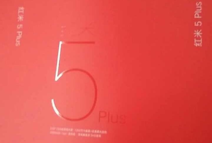 Imagen - Xiaomi Redmi Note 5 Plus sería una versión del gama media