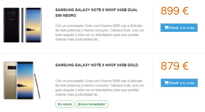 Imagen - Dónde comprar el Samsung Galaxy Note 8