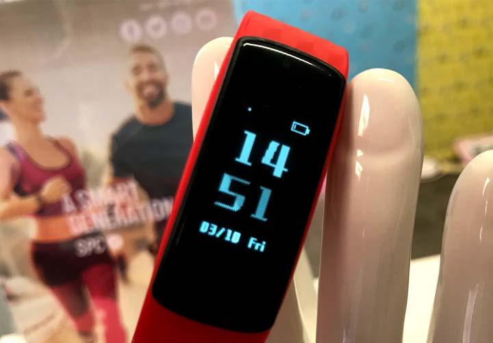 Imagen - SPC Active, Active HR y Smartee Fit, tres pulseras para la salud