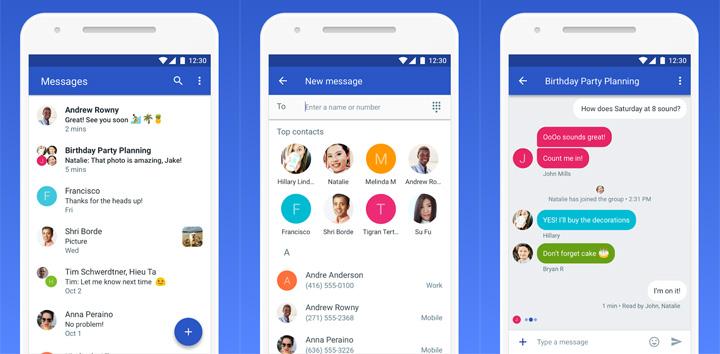 Imagen - Mensajes, la app de SMS de Android, tiene problemas con las notificaciones
