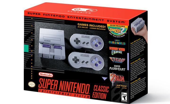 Nintendo fabricará más SNES Mini y NES Mini regresará en 2018