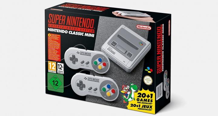 Imagen - Super Nintendo Classic Mini ya se puede comprar en España