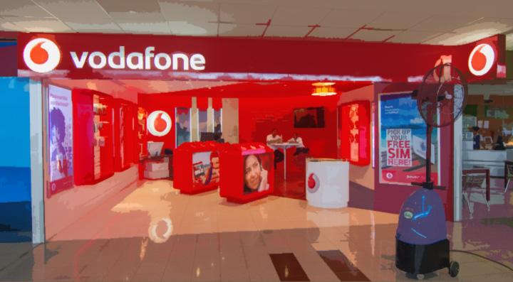 Vodafone lanza conexiones de 1 Gbps simétricas
