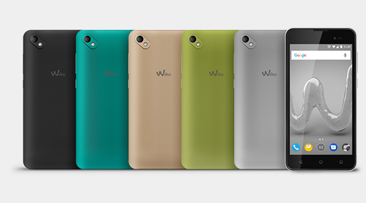 Imagen - Wiko Sunny2 Plus, un smartphone metálico de 5 pulgadas por 79 euros