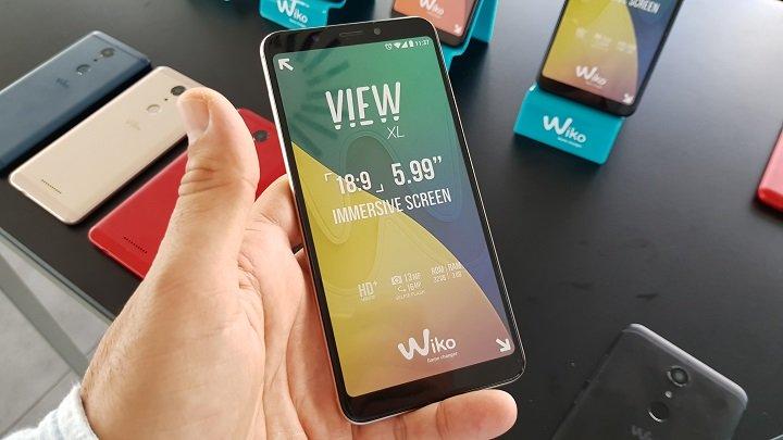 Imagen - Wiko View XL es el nuevo terminal con pantalla de 5,99 pulgadas por 229 euros