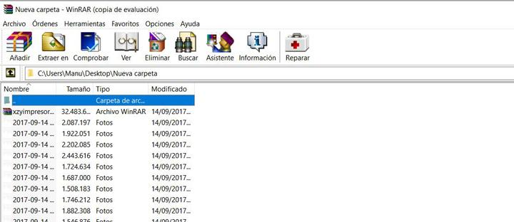 Imagen - Descarga ya WinRAR 5.50 final para Windows y Mac
