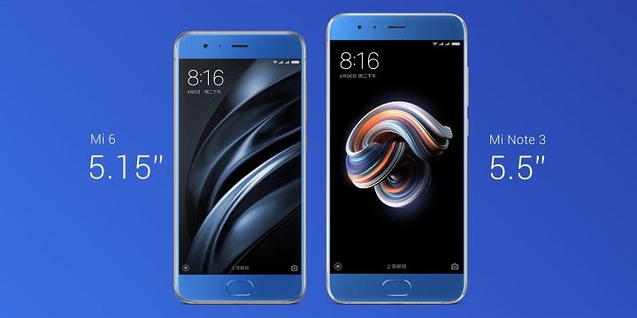 Imagen - Xiaomi Mi Note 3, el móvil de gran pantalla ya es oficial
