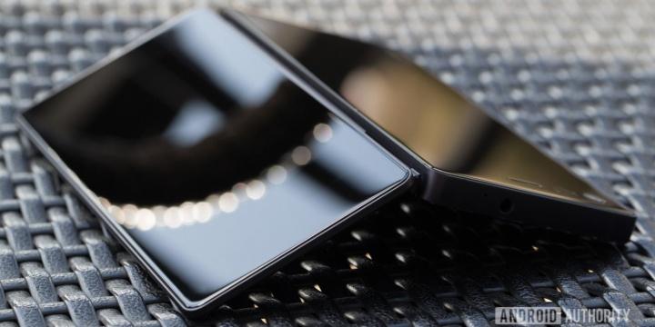 Imagen - ZTE Axon M podría ser el primer smartphone plegable