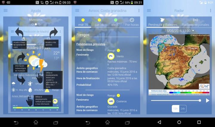 Imagen - 7 mejores apps para consultar el tiempo