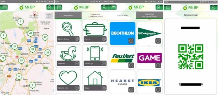 Imagen - Mi BP, la app para gestionar tu tarjeta BP desde el smartphone