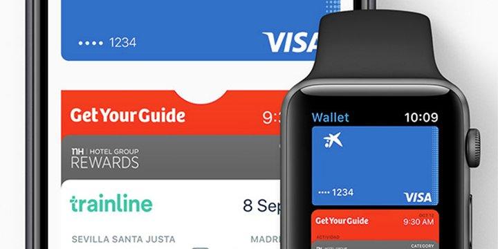 Imagen - BBVA y Banca March ya son compatibles con Apple Pay