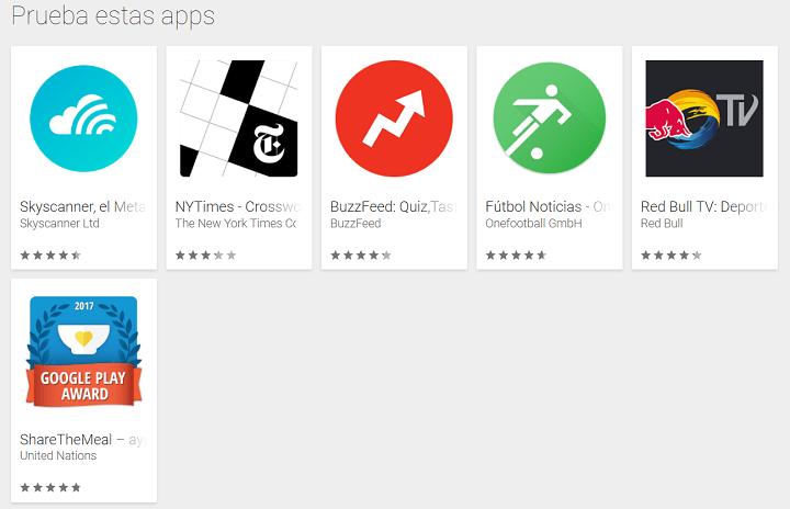 Imagen - Google Play te permitirá probar apps antes de instalarlas