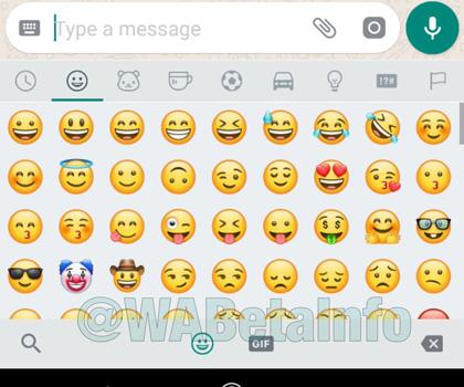 Imagen - WhatsApp prepara nuevos emojis, mejoras en los grupos y en Business