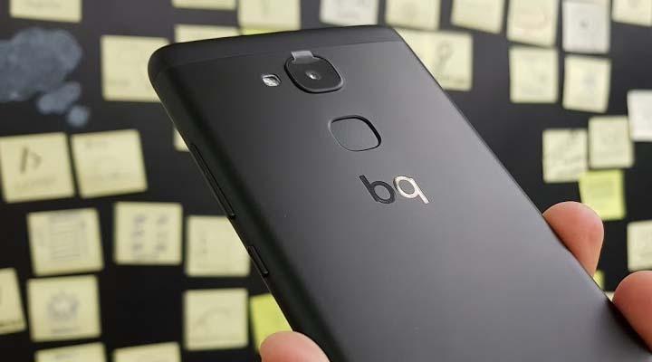 Imagen - Review: BQ Aquaris V, un móvil de gama media bueno, bonito y barato
