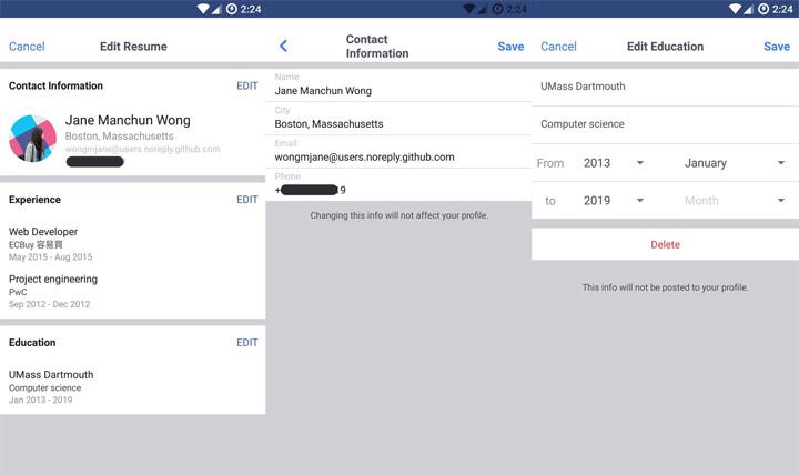 Imagen - Facebook permitirá subir nuestro currículum para buscar trabajo