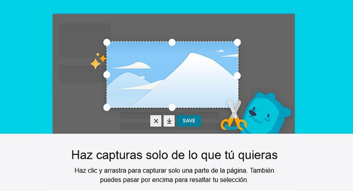 Imagen - Cómo hacer capturas de pantalla en Firefox