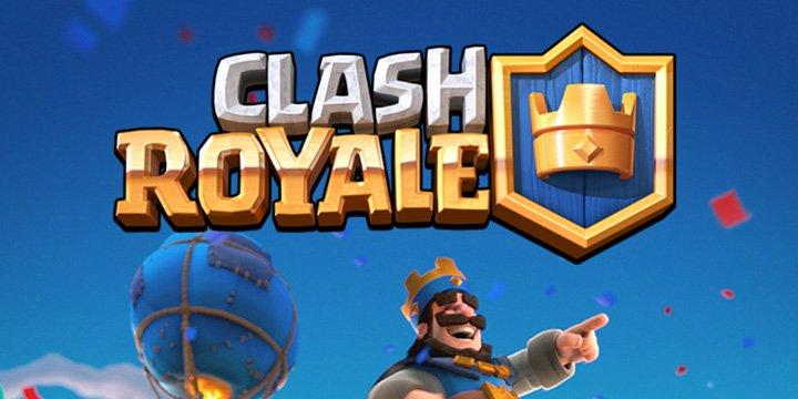 Clash Royale se actualiza: nueva arena, cartas y cofres