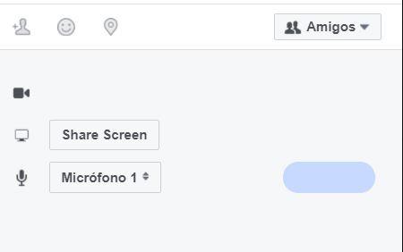 Imagen - Facebook Live ya permite compartir nuestra pantalla
