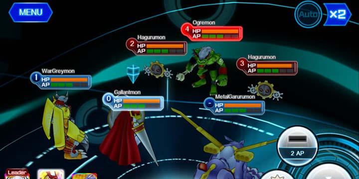 Descarga ya Digimon Links para Android y iPhone