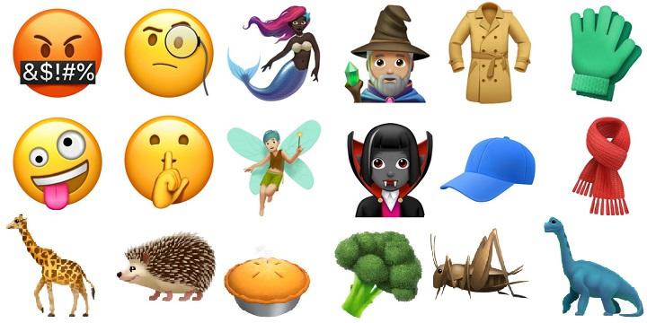 Imagen - Estos son los nuevos emojis que llegarán a iOS 11.1