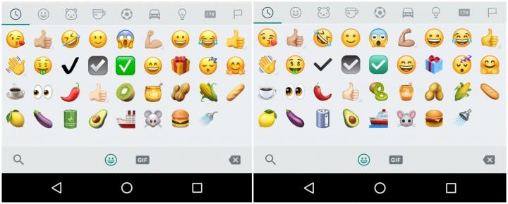 Imagen - WhatsApp rediseña sus emojis