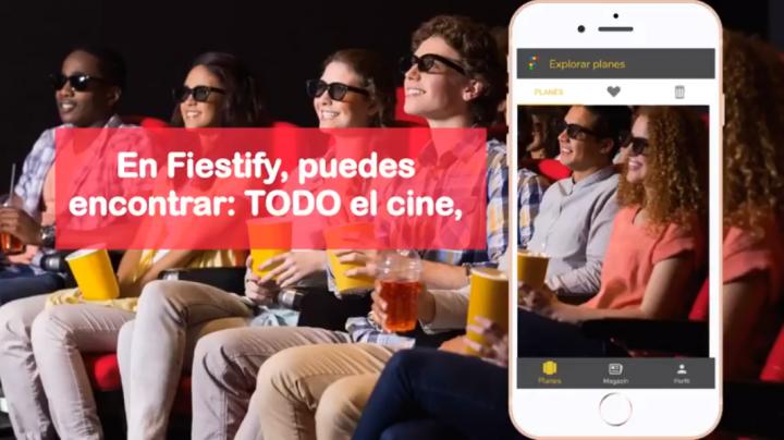 Imagen - Descarga Fiestify, la nueva app para encontrar planes de ocio