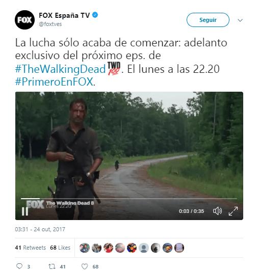Imagen - Cómo ver The Walking Dead online