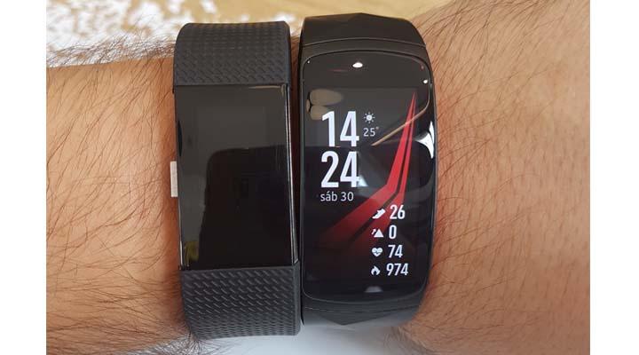 Imagen - Gear Fit 2 Pro vs Fitbit Charge 2: ¿Cuáles son las diferencias?