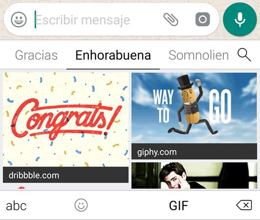 Imagen - Cómo hacer que tus chats en WhatsApp sean más animados