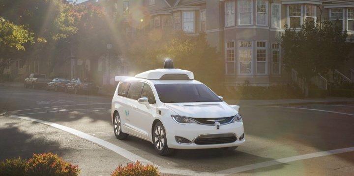 Imagen - Google abre al público su servicio de taxi sin conductor