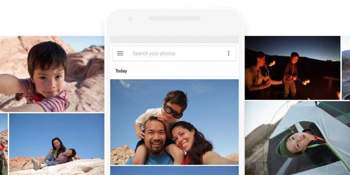 Imagen - Google Fotos crea galerías de recuerdos de Navidades anteriores