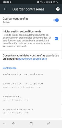 Imagen - Descarga Chrome 62 para Android con gestor de contraseñas y correcciones de errores