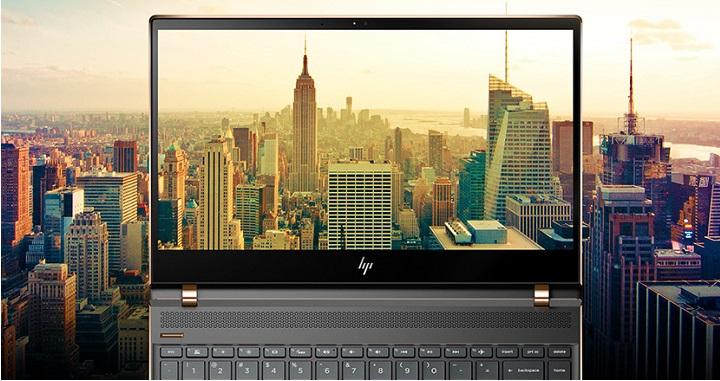 Spectre 13 y Spectre 13 x360, los nuevos portátiles ultraligeros de HP