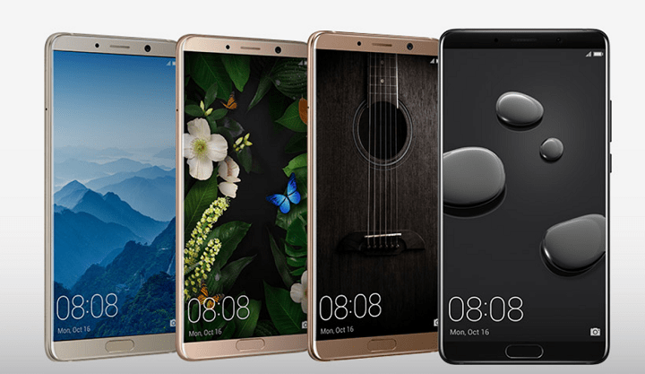 Imagen - Huawei Mate 10, el nuevo smartphone con pantalla de 5,9 pulgadas y gran batería