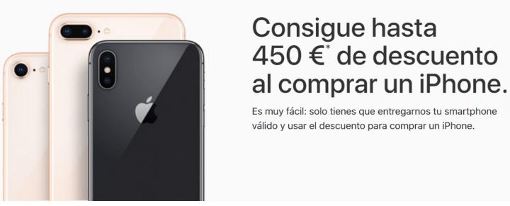 Imagen - ¿Cuánto te da Apple por tu iPhone para comprar el iPhone X?