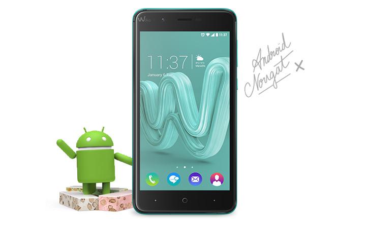Imagen - Wiko Kenny, un nuevo smartphone por 119 euros