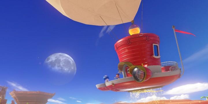 Imagen - Descarga ya Super Mario Odyssey para Nintendo Switch