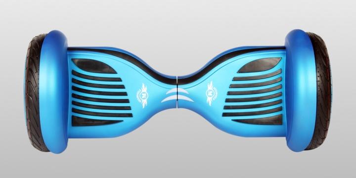 Imagen - Megawheels TW04, un hoverboard potente con ruedas de 10 pulgadas