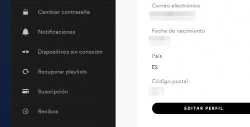 Imagen - Cómo recuperar playlists de Spotify