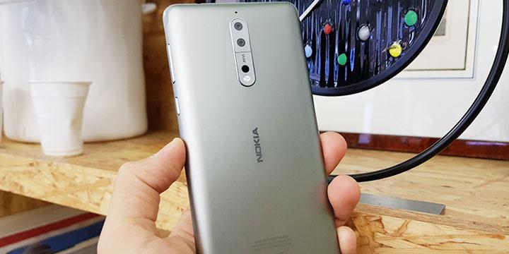Review: Nokia 8, el gama alta de Nokia con una cámara potente