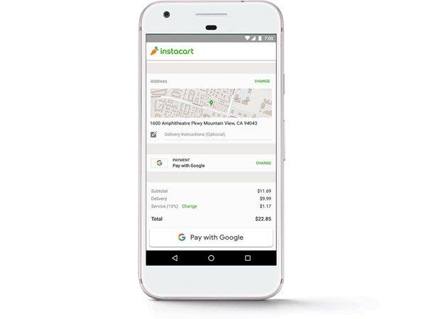 """Imagen - """"Pay with Google"""", el nuevo método de pago sencillo de Google"""