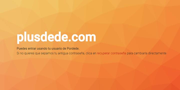 Imagen - Plusdede, la alternativa a Pordede, usa tu PC para obtener monedas virtuales
