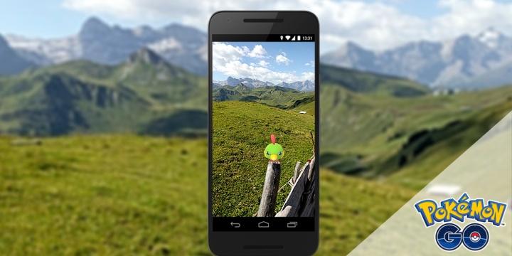 Pokémon Go inicia su Concurso de Fotografía AR