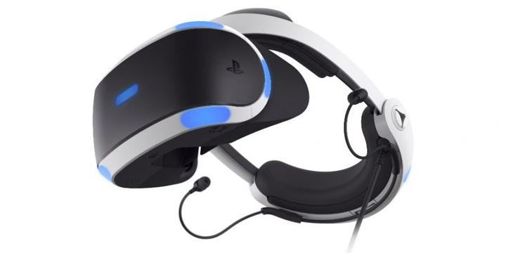 PlayStation VR añade auriculares integrados y soporte para televisores HDR