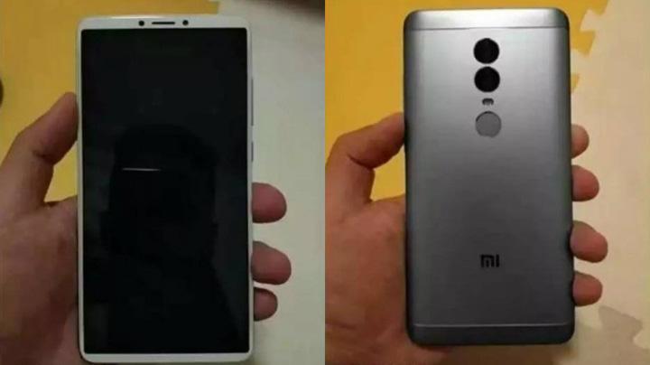 Imagen - Así será el Xiaomi Redmi Note 5