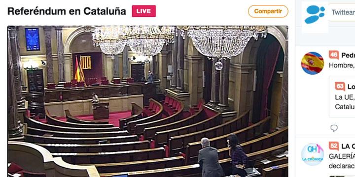 Twitter estrena emisión en directo de noticias en España