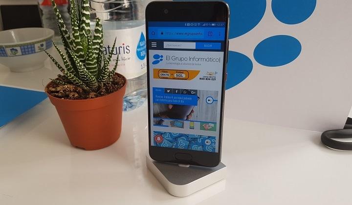 Review: Artwizz USB-C Dock, un cargador de mesa muy práctico y sencillo