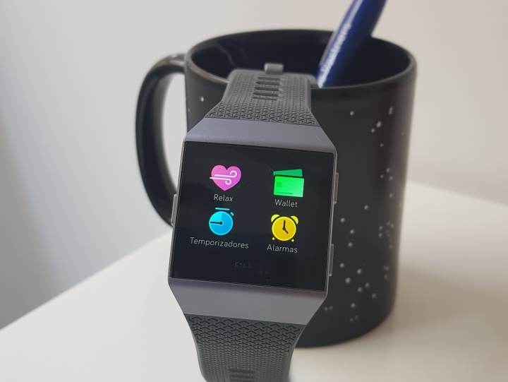 Imagen - Review: Fitbit Ionic, el primer smartwatch completo de Fitbit